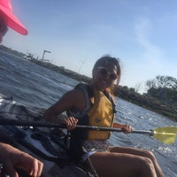 Photo taken at Empire Kayaks by Eric L. on 6/26/2016