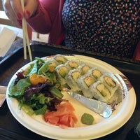 Photo taken at Sansai Japanese Grill by Val on 9/19/2014