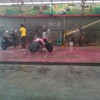 Photo taken at trijaya motor by Ayu A. on 10/6/2012