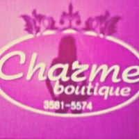 Photo taken at charme boutique by sil on 5/2/2014