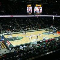 5/15/2013에 Rimvydas T.님이 Žalgirio arena | Zalgiris Arena에서 찍은 사진