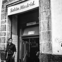 Photo taken at Cantina Salón Madrid by Jonathan F. on 6/5/2015
