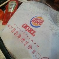 Photo taken at Burger King by Emīls J. on 12/22/2014