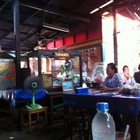 Photo taken at ร้านสามแม่ครัว (เตาฟืน) by pitakpong c. on 1/11/2013