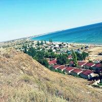 Photo taken at пляж города Южный(Одесса) by Tamarochka O. on 8/31/2014