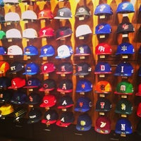 Photo taken at New Era Flagship Store: New York by Kevin R. on 3/5/2013