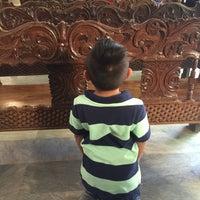 Photo taken at Sto. Thomas de Villanueva Parish (Danao City Church) by Cesar T. on 3/25/2016