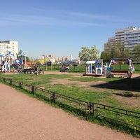 Снимок сделан в Детская Игровая Площадка пользователем Анастасия 😈 Д. 5/17/2014