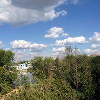 Photo taken at ПКиО им. Гайдара by Анюта Ф. on 8/20/2014