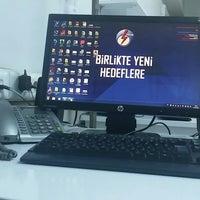 Photo taken at Tedaş Genel Müdürlüğü by Mustafa D. on 6/14/2017