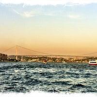 Photo taken at Besiktas - Uskudar Boat by Engin C. on 5/18/2013