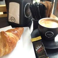 Photo prise au Caffè Vergnano 1882 par Helene le10/10/2016