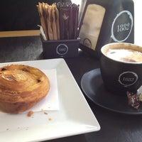 Photo prise au Caffè Vergnano 1882 par Helene le12/10/2014