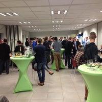Photo taken at Jeugdcentrum Waregem by Leander V. on 11/22/2014
