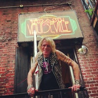 Photo taken at Trash & Vaudeville by Matthew K. on 5/30/2013