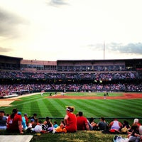 Photo taken at Victory Field by Jody on 6/12/2013