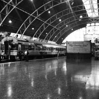 Photo taken at Bangkok Railway Station (SRT1001) by Pachabe L. on 3/20/2013