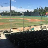 Photo taken at Dedeaux Field by Matt A. on 10/8/2015