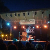 Photo taken at Marigliano Jazz Fest - Piazza Annunziata by Alessandro S. on 7/6/2014