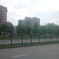 Photo taken at ост. Афанасьева by Тай on 5/14/2014