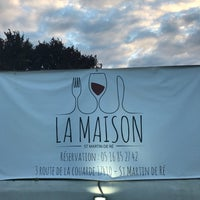 Photo taken at La Maison by Jean-Philippe C. on 8/8/2017