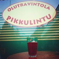 Снимок сделан в Olutravintola Pikkulintu пользователем Jukka P. 10/12/2014