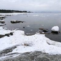 Photo taken at Kallahden rantaniityn luonnonsuojelualue by Jukka P. on 1/15/2017