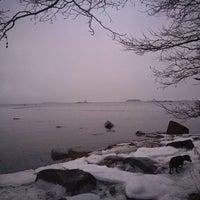 Photo taken at Kallahden rantaniityn luonnonsuojelualue by Jukka P. on 12/20/2016