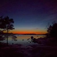 Photo taken at Kallahden rantaniityn luonnonsuojelualue by Jukka P. on 11/11/2016