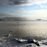 Photo taken at Kallahden rantaniityn luonnonsuojelualue by Jukka P. on 1/19/2014