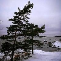Photo taken at Kallahden rantaniityn luonnonsuojelualue by Jukka P. on 11/13/2016