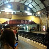 Photo taken at Paddington London Underground Station (District, Circle and Bakerloo lines) by Rodrigo R. on 5/30/2013
