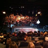 Photo taken at Teatre La Villarroel by Natalia C. on 2/1/2013