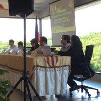 Photo taken at LPU Batangas Riverside Campus by Alex M. on 11/20/2015