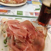 Photo taken at Pizzeria alla Fontana by Giuliano C. on 11/8/2012