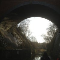 Photo taken at Brewins Tunnel by Martin H. on 12/17/2012