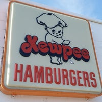 Photo taken at Kewpee Hamburgers by Tyler S. on 8/17/2014