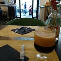 Foto scattata a Origano Campo de' Fiori - Cucina, Pizza, Caffè da yakei il 5/8/2016