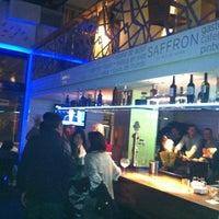 Foto tomada en Saffron Restaurant & Tapas por Antonio M. el 11/18/2012