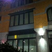 Photo taken at Hotel Alma by Antonio M. on 11/13/2012