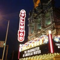 10/3/2013 tarihinde Kristin W.ziyaretçi tarafından Hollywood Theatre'de çekilen fotoğraf