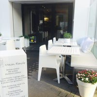 Photo taken at Maison Blanche by Maison Blanche on 5/3/2014