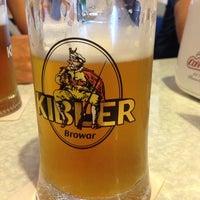 Photo taken at Пивоварня «Генрих Шульц» / Brewery «H. Schulz» by Angelina K. on 7/12/2014