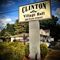 Photo taken at Village of Clinton by Cliff F. on 9/18/2013