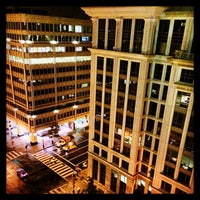 Photo taken at Hilton Garden Inn Washington DC Downtown by Cliff F. on 10/23/2013