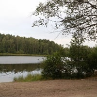 Photo taken at Pilvijärvi by Miia L. on 8/16/2014