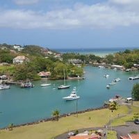 Photo taken at St. Lucia by Spyros on 3/10/2016