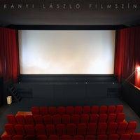 Photo taken at Csákányi László Filmszínház by Csákányi László Filmszínház on 5/3/2014