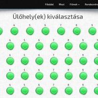 Photo taken at Csákányi László Filmszínház by Csákányi László Filmszínház on 5/17/2014