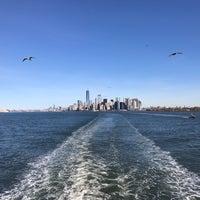 Photo taken at Staten Island Ferry Boat - John J. Marchi by Manuel R. on 11/12/2016